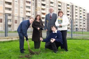 Crann Ballymun Community Tree Project