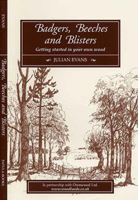 Badgers, Beeches and Blisters front cover